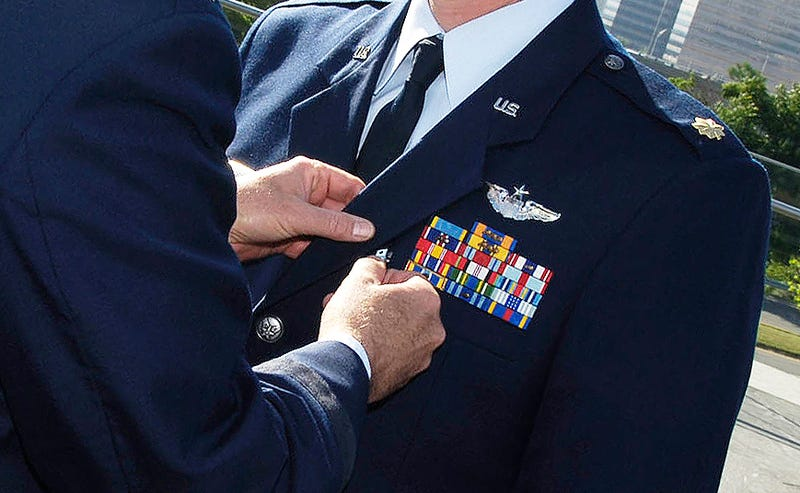 Illustration for article titled Pentagon Bails On Controversial 'Nintendo Medal' For Drone Pilots