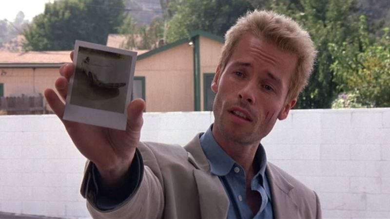 Illustration for article titled A Memento remake is happening, because Polaroids are so 15 years ago