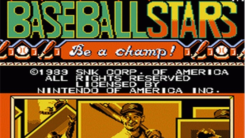 Illustration for article titled An Old-School NES Baseball Game Inspired EA Sports' World-Class Hockey Title