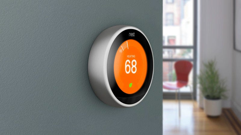 Illustration for article titled Nest Adds a Security Feature It Should Have Had All Along