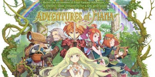Illustration for article titled Square Enix Is Considering A Western Release Of Adventures Of Mana For PS Vita