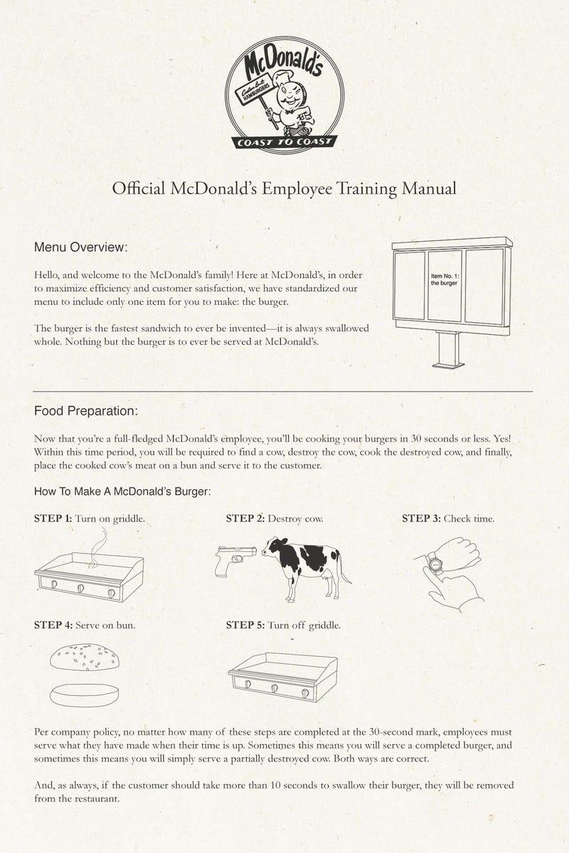 burger king ops manual pdf