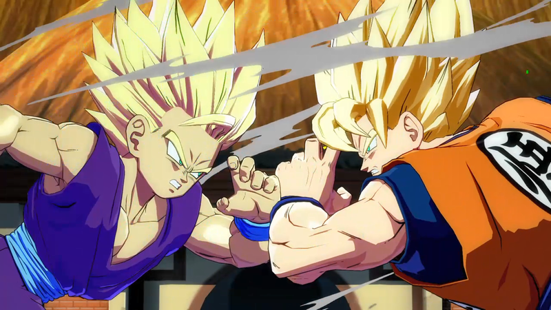 9-Year-Old Dragon Ball FighterZ Player Faces His Own Dad In Tournament