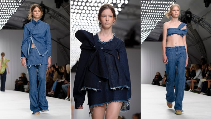 Illustration for article titled Here's Why All Denim Is Frayed Right Now