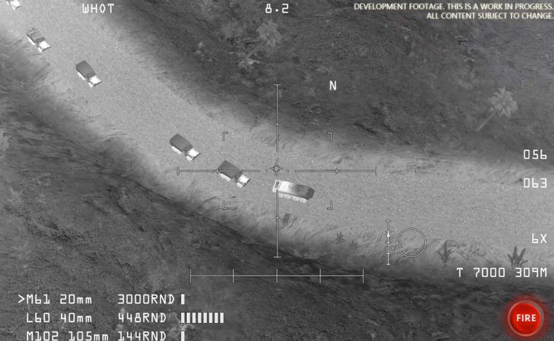 Illustration for article titled Russian Military Uses Video Game Screenshot To Allege US Support For ISIS