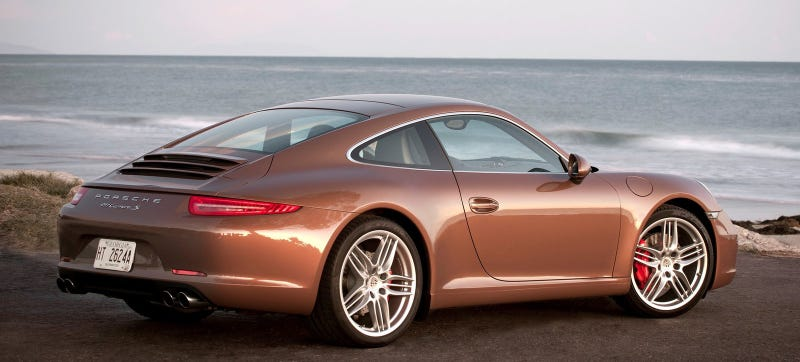 Illustration for article titled All Porsche 911s Will Be Turbos Soon, Says Cray Cray Magazine Report