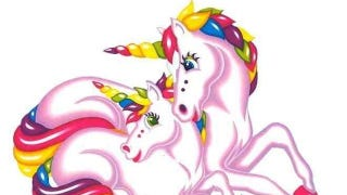 """Illustration for article titled In news that is indisputably, 100% true, North Korea found a """"unicorn lair"""""""