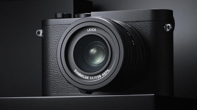 Leica s Latest Is a Beautiful Black and White Machine That ll Cost Ya $6,000