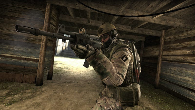 """Illustration for article titled Pro Counter-Strike Player: """"We were all on Adderall"""""""