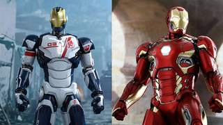 Illustration for article titled Hot Toys Would Very Much Like You To Buy More Age Of UltronIron Men