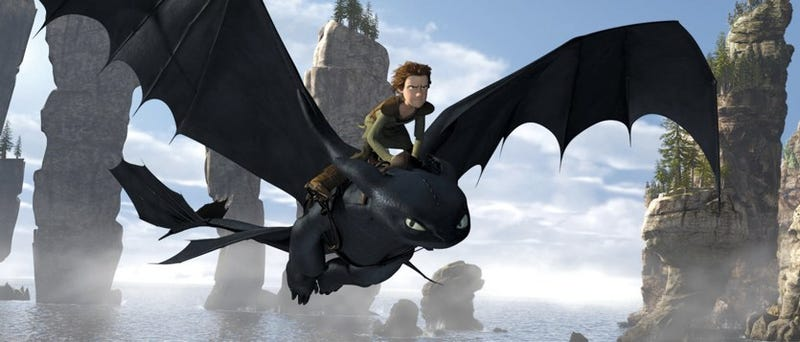 Illustration for article titled How To Train Your Dragon 2 Turned Hiccup Into One Hot Piece of CG Ass