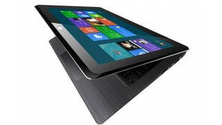 Illustration for article titled Asus Taichi: Ultrabook in Front, Tablet in the Back