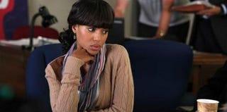 Kerry Washington as Olivia Pope on Scandal (Richard Cartwright/IMDb)