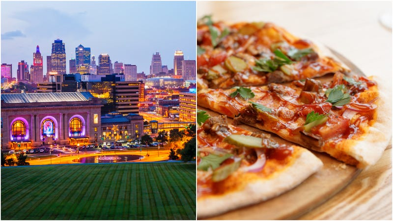 Illustration for article titled Pizzeria claims it's created Kansas City-style pizza