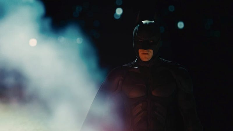 Illustration for article titled Dark Knight Rises trailer screencaps show just how bad it gets for Bruce Wayne