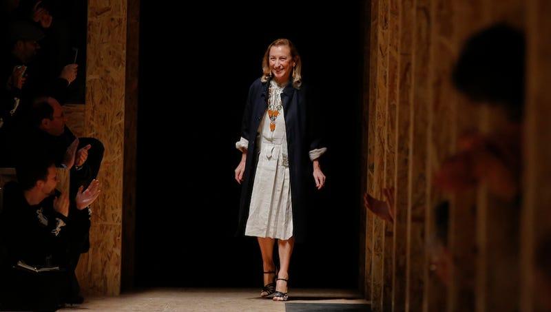 Illustration for article titled Miuccia Prada Speaks on Feminism, Politics, Being a Fashion Genius