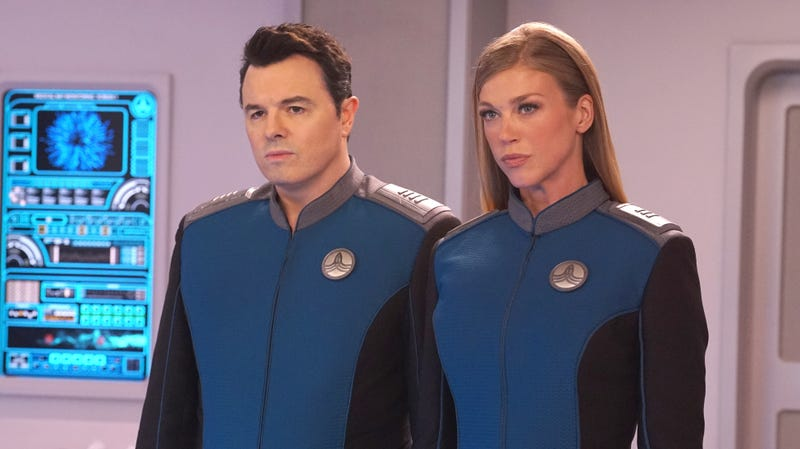 Illustration for article titled The Orville is boldly going from Fox to Hulu next year