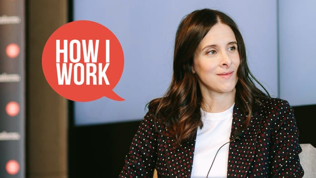 I m Jessica Lessin, Editor-in-Chief of The Information, and This Is How I Work