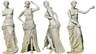 This Action Figure Finally Gives theVenus de MiloHer ArmsBack