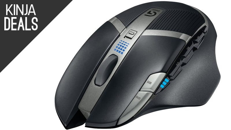 Illustration for article titled Choose Your Next Gaming Mouse From a Variety of Deals