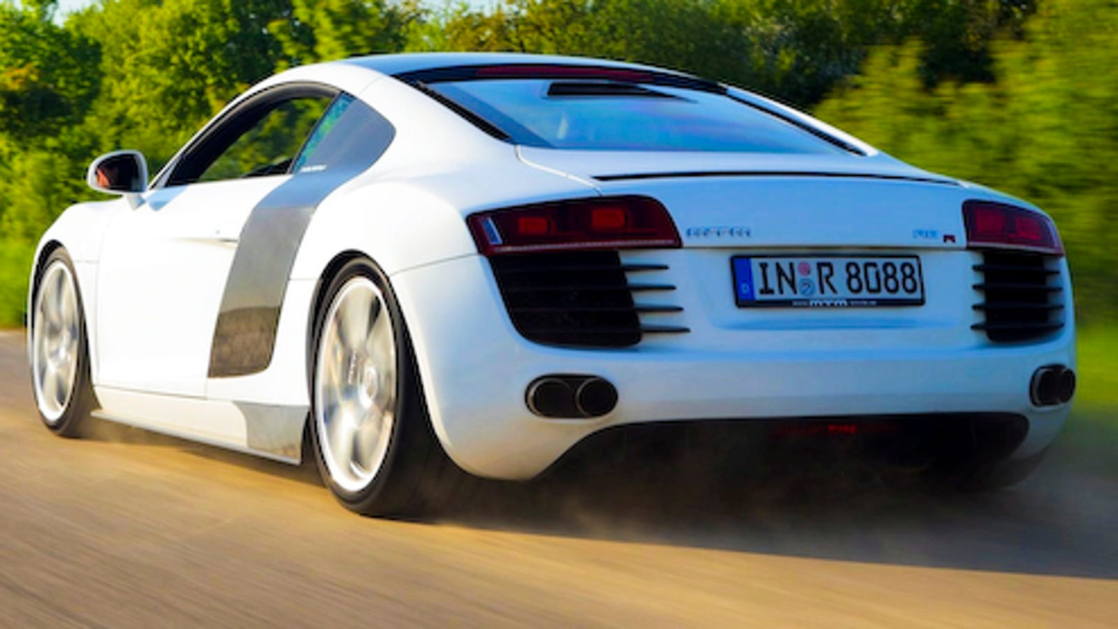 mtm supercharges audi r8 takes power up to 560 hp. Black Bedroom Furniture Sets. Home Design Ideas