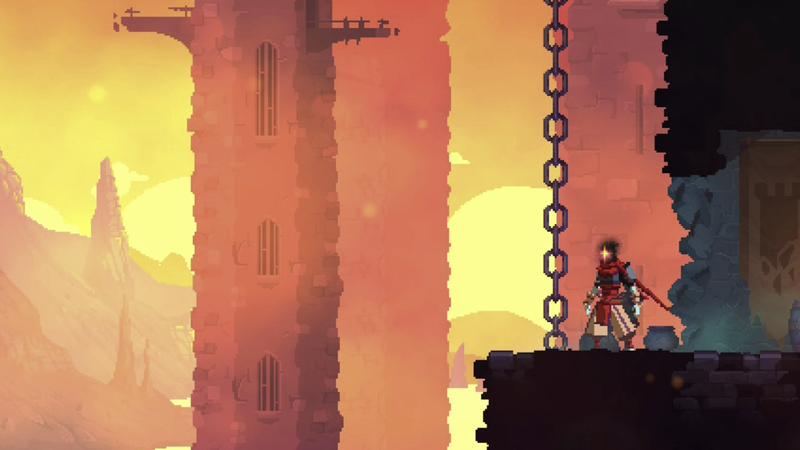 Dead Cells on Switch