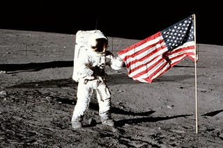 Illustration for article titled The Truth About The Moon Landing
