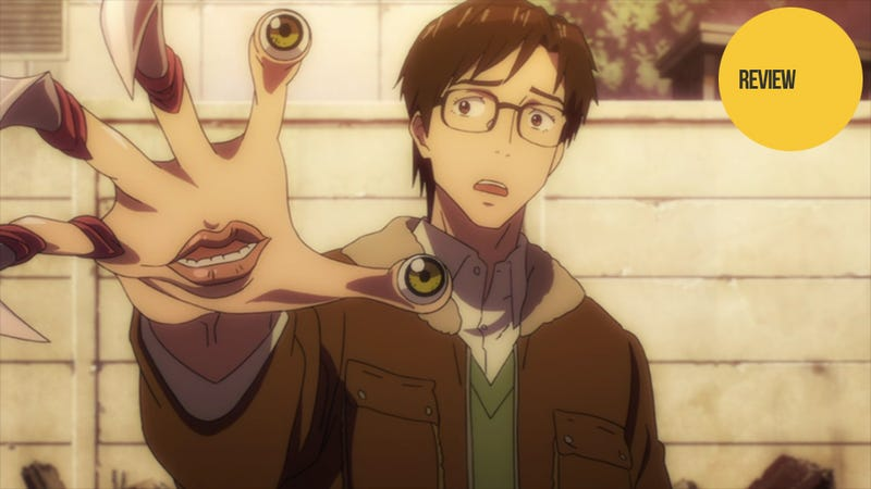 Parasyte is a Classic Reborn for the Modern Era