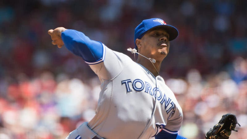 Illustration of the article Marcus Stroman may also have worn one