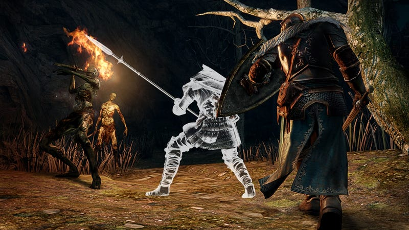 Illustration for article titled Dark Souls II Promises to Be Even More Punishing Than the Original
