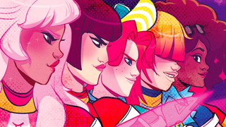 Illustration for article titled Zodiac Starforce Is an Interesting—If Slow—Deconstruction of the Magical Girl Genre