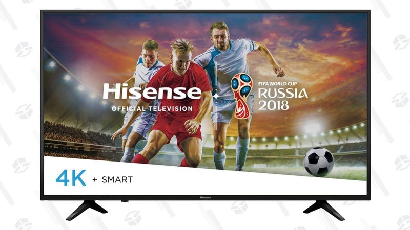 "Hisense 49"" 4K Smart TV 