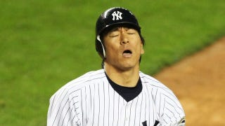 Illustration for article titled Hideki Matsui To Announce Retirement, Will Have Plenty Of Time To Enjoy His Massive Porn Collection