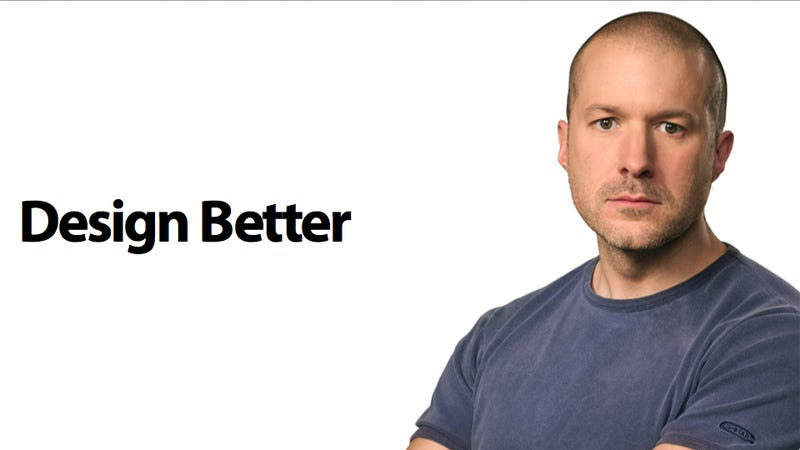 Illustration for article titled Apple Design Guru on What's Wrong With The Other Guys