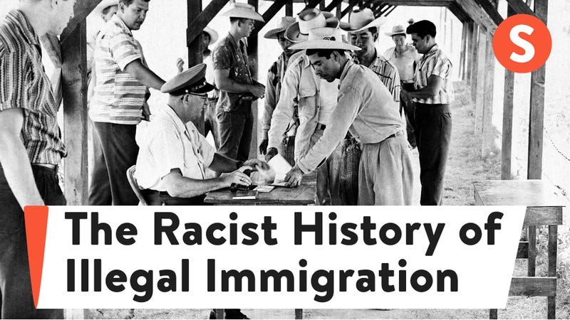 history of immigration Watch video how mexican immigration to the u  the article below was originally published on the kluge center blog with the title the history of mexican immigration to the.