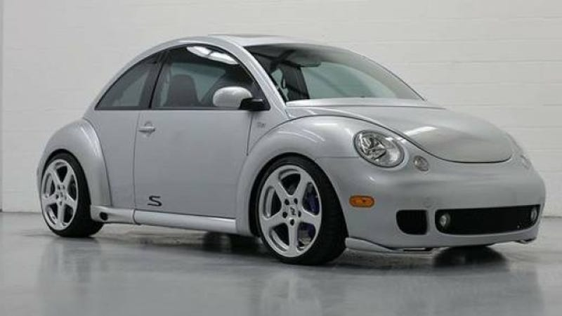 this 2002 volkswagen turbo s beetle raises the ruf. Black Bedroom Furniture Sets. Home Design Ideas