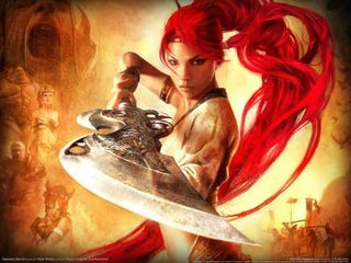Illustration for article titled Heavenly Sword 2 Axed, Ninja Theory Moving