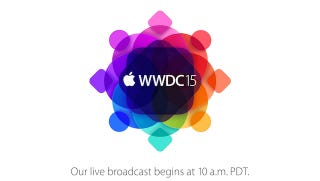 Illustration for article titled Watch the Apple WWDC Keynote, Streaming Live Right Here