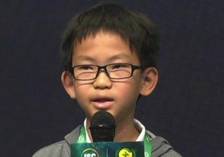 """Illustration for article titled """"China's Youngest Hacker"""" Says He's a Good Kid"""