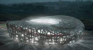 Illustration for article titled Geoengineers Will Prevent Rain Over Olympic Stadium in China