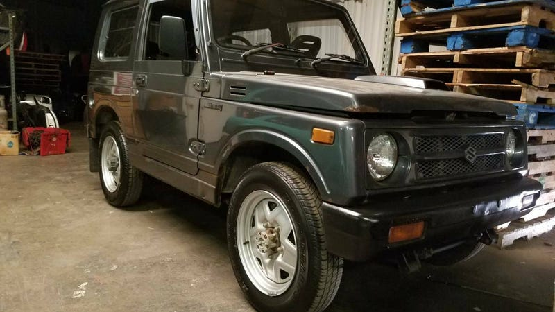 This JDM Jimny Could Be Your Tiny Turbo Terror