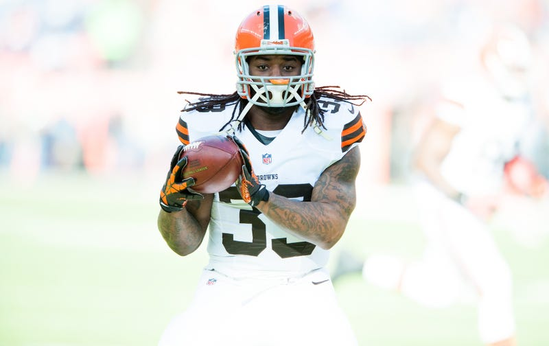 Illustration for article titled After Trent Richardson, Things Are Looking Up For The Browns