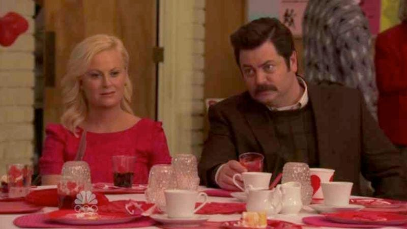Illustration for article titled Amy Poehler offers an astute assessment of Nick Offerman's Emmy snub