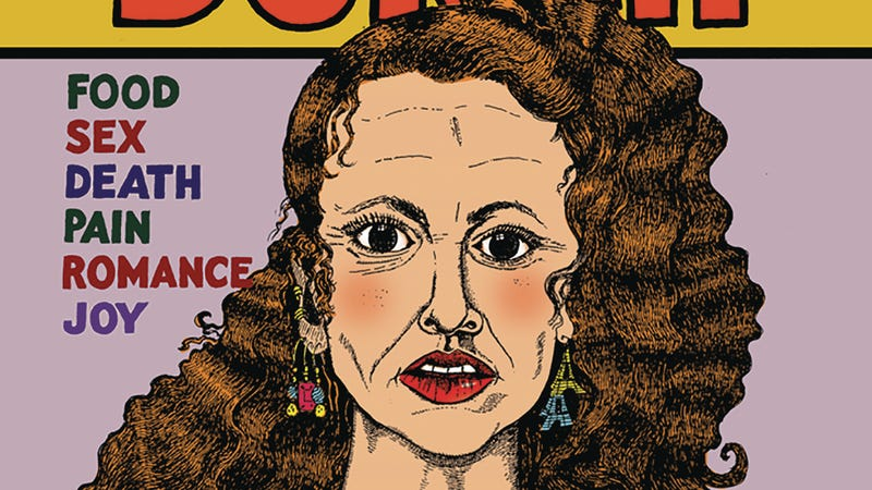 Illustration for article titled Aline Kominsky-Crumb explores her past in this Love That Bunch exclusive