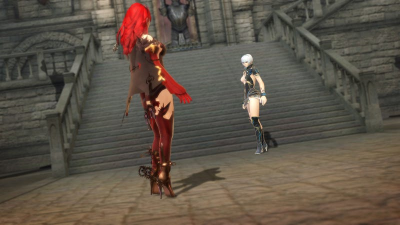 Illustration for article titled Deception IV: The Nightmare Princess Headed West in July