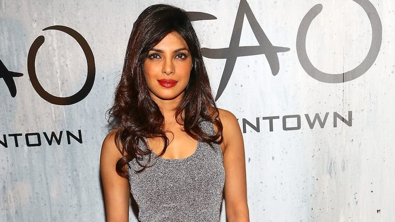 Illustration for article titled Bollywood Star Priyanka Chopra Is the First-Ever Indian 'Guess Girl'