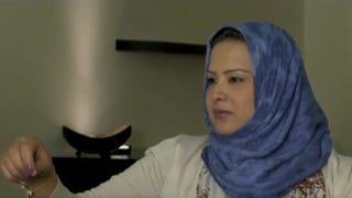 Illustration for article titled Libyan Rape Victim Iman Al-Obeidi Is Now In The U.S.