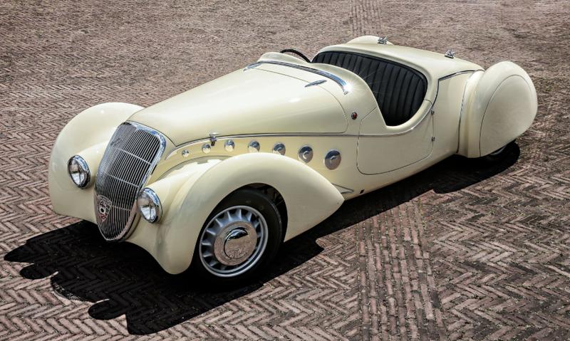 Illustration for article titled Peugeot 402