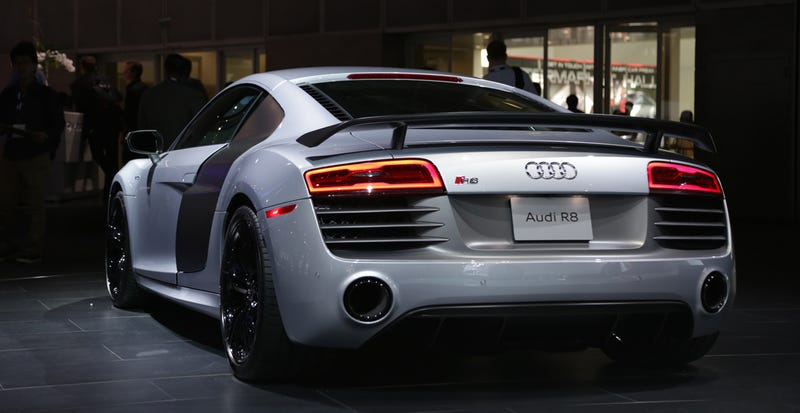 This Is The Fastest Audi R8 They've Ever Built