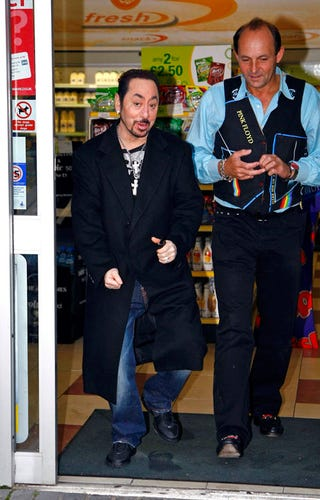Illustration for article titled David Gest: Definitely A Momentary Lapse Of Reason For Minnelli